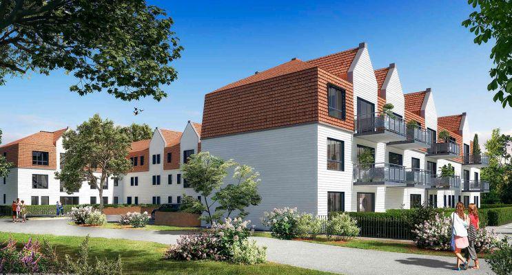 Photo du Résidence « La Closeraie » programme immobilier neuf en Loi Pinel à Villeneuve-d'Ascq