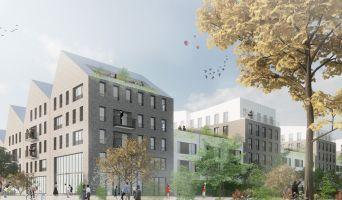 Villeneuve-d'Ascq : programme immobilier neuf « Le Tweed » en Nue Propriété