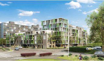 Photo du Résidence « Résidence du Croisé d'Ascq - Bât B » programme immobilier neuf en Loi Pinel à Villeneuve-d'Ascq