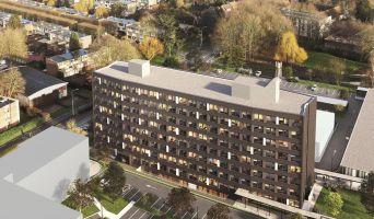 Villeneuve-d'Ascq programme immobilier neuve « Résidence Trémière 2 »  (2)