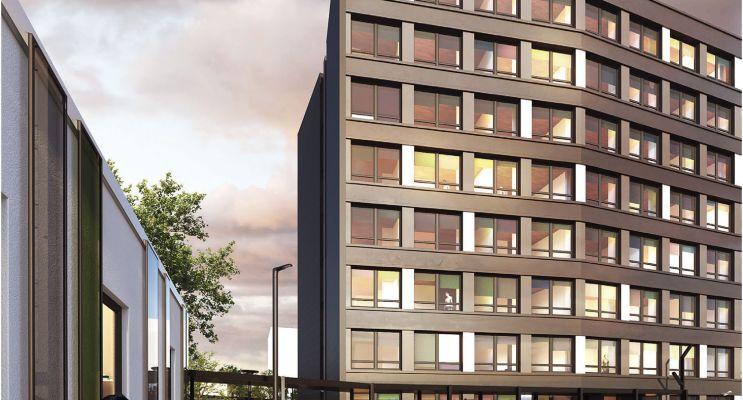 Photo du Résidence « Résidence Trémière 2 » programme immobilier neuf à Villeneuve-d'Ascq