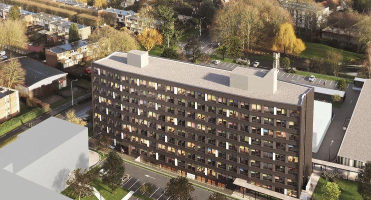 Photo du Résidence « Résidence Trémière » programme immobilier neuf à Villeneuve-d'Ascq