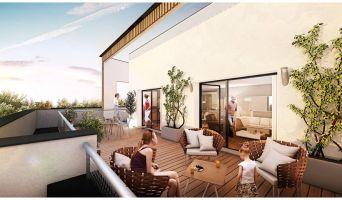 Photo n°3 du Résidence « Double You » programme immobilier neuf en Loi Pinel à Wasquehal