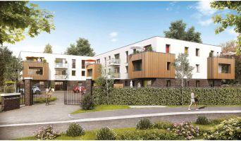 Photo du Résidence « Le Clos du Château Blanc » programme immobilier neuf en Loi Pinel à Wasquehal