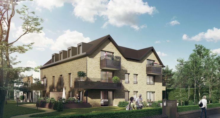 Photo du Résidence « Broadstairs » programme immobilier neuf en Loi Pinel à Wattignies