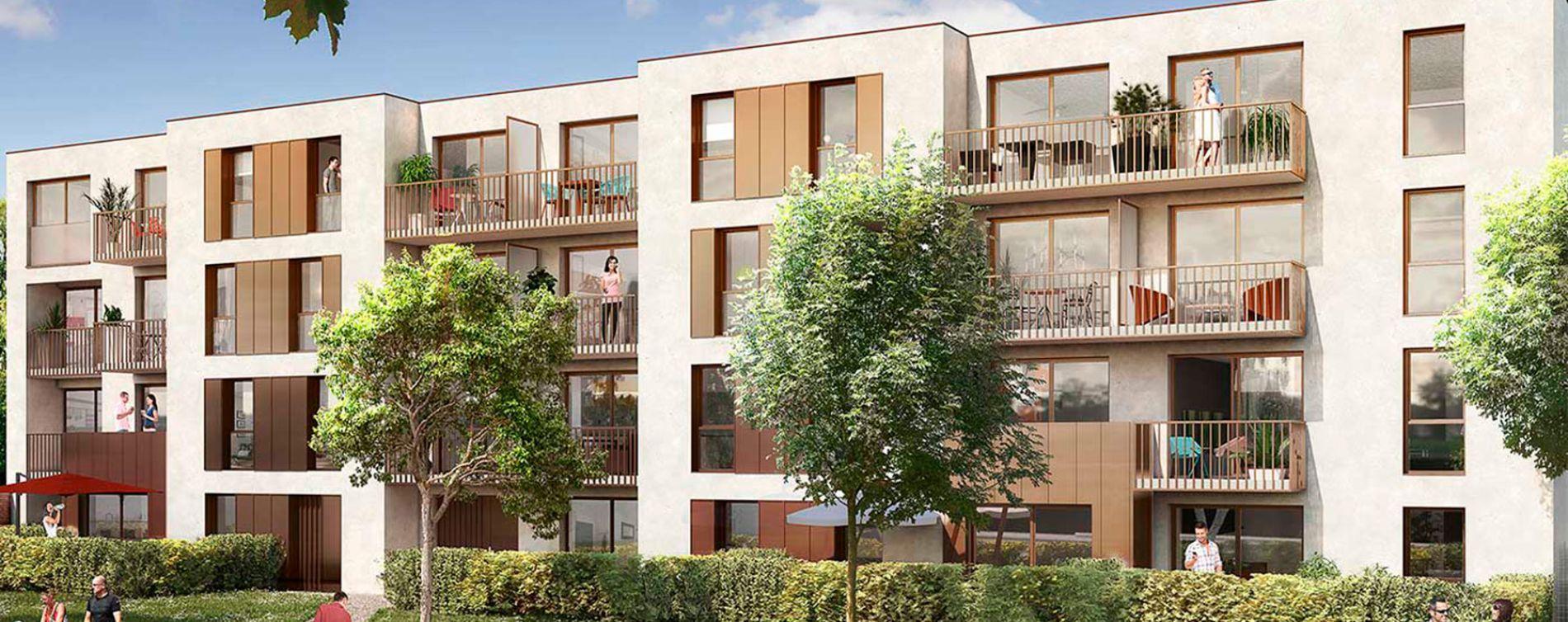 Wattignies : programme immobilier neuve « Harmony » (2)