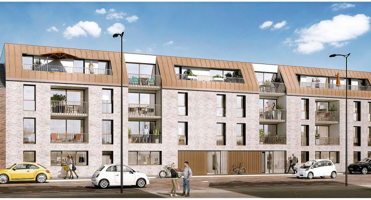 Photo du Résidence « Harmony » programme immobilier neuf à Wattignies