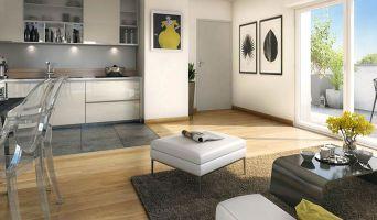 Résidence « Intuition » programme immobilier neuf en Loi Pinel à Wattignies n°2