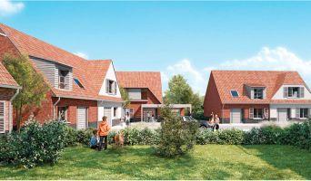 Résidence « Le Clos Des Champs » programme immobilier neuf en Loi Pinel à Wattignies n°2