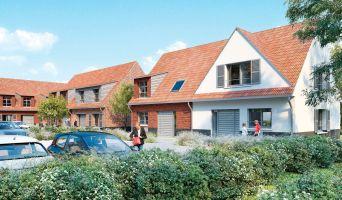 Résidence « Le Clos Des Champs » programme immobilier neuf en Loi Pinel à Wattignies n°3