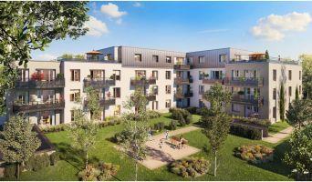 Photo du Résidence « Le Jardin des Nuances » programme immobilier neuf en Loi Pinel à Wattignies