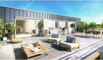 Wattignies programme immobilier neuve « Le Jardin des Nuances »  (2)