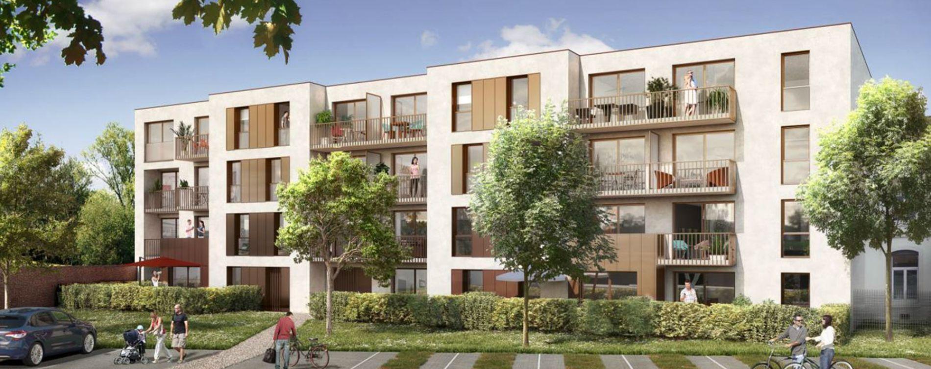 Wattignies : programme immobilier neuve « Omega » en Loi Pinel