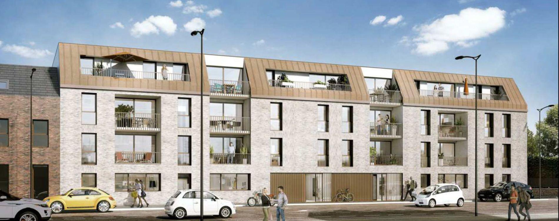 Wattignies : programme immobilier neuve « Omega » en Loi Pinel (2)