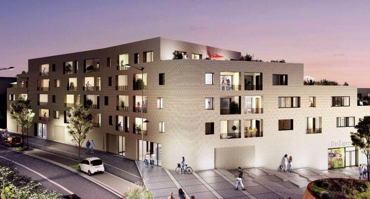 Photo du Résidence « Ellip's » programme immobilier neuf en Loi Pinel à Wattrelos