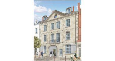 Beauvais programme immobilier neuf « Hôtel du Lion d'Or »