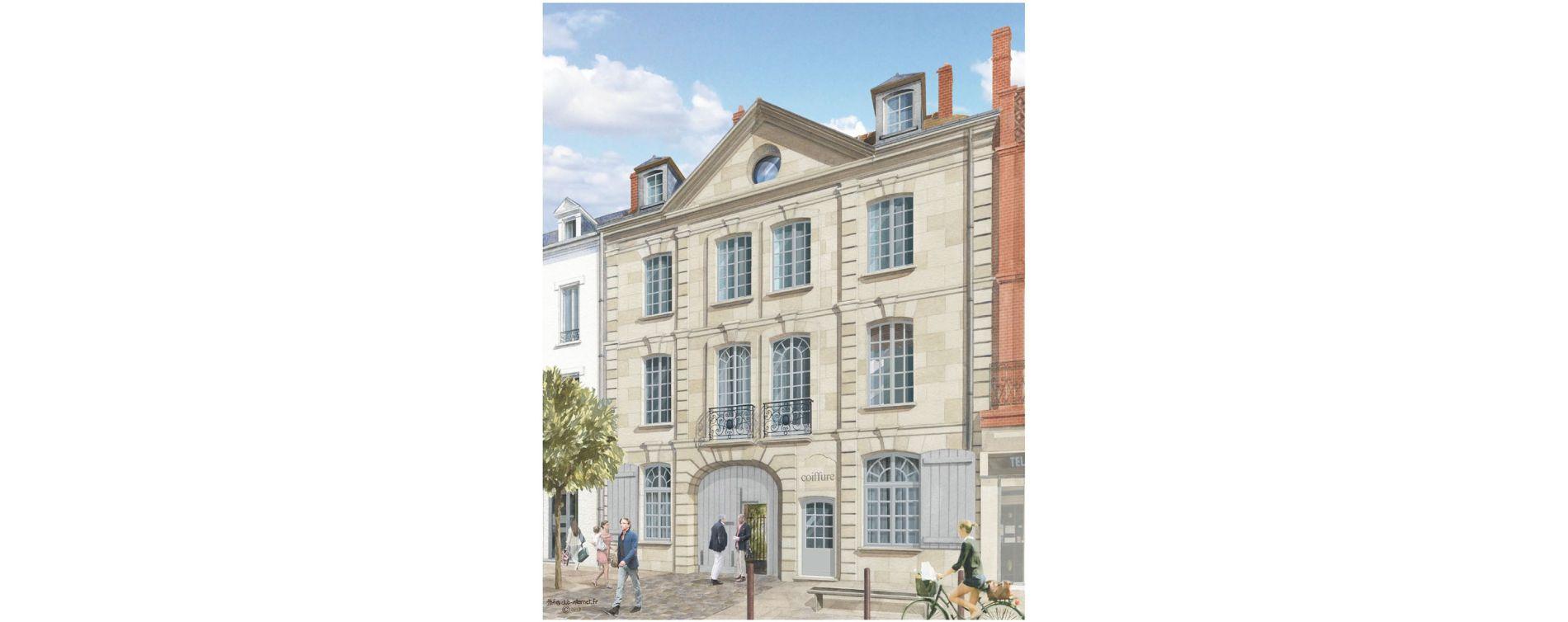 Résidence Hôtel du Lion d'Or à Beauvais