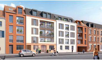Beauvais : programme immobilier neuf « L'Amalia » en Loi Pinel