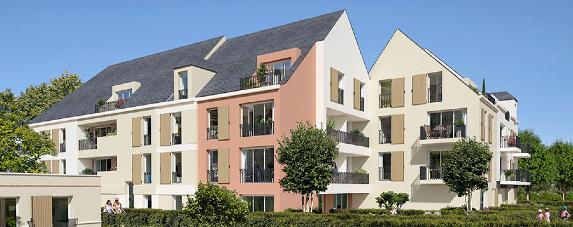 Beauvais : programme immobilier neuve « Le Clos de l'Horloge » en Loi Pinel