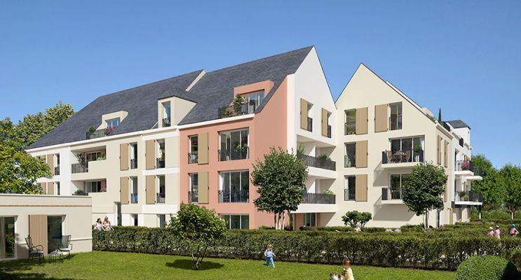 Résidence « Le Clos De L'Horloge » programme immobilier neuf en Loi Pinel à Beauvais n°1