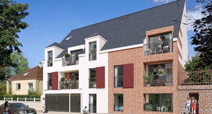 Résidence « Le Clos De L'Horloge » programme immobilier neuf en Loi Pinel à Beauvais n°2