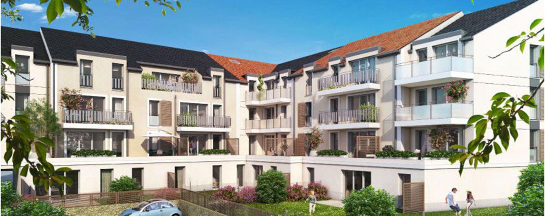 Bornel : programme immobilier neuve « Nouvel'R » en Loi Pinel