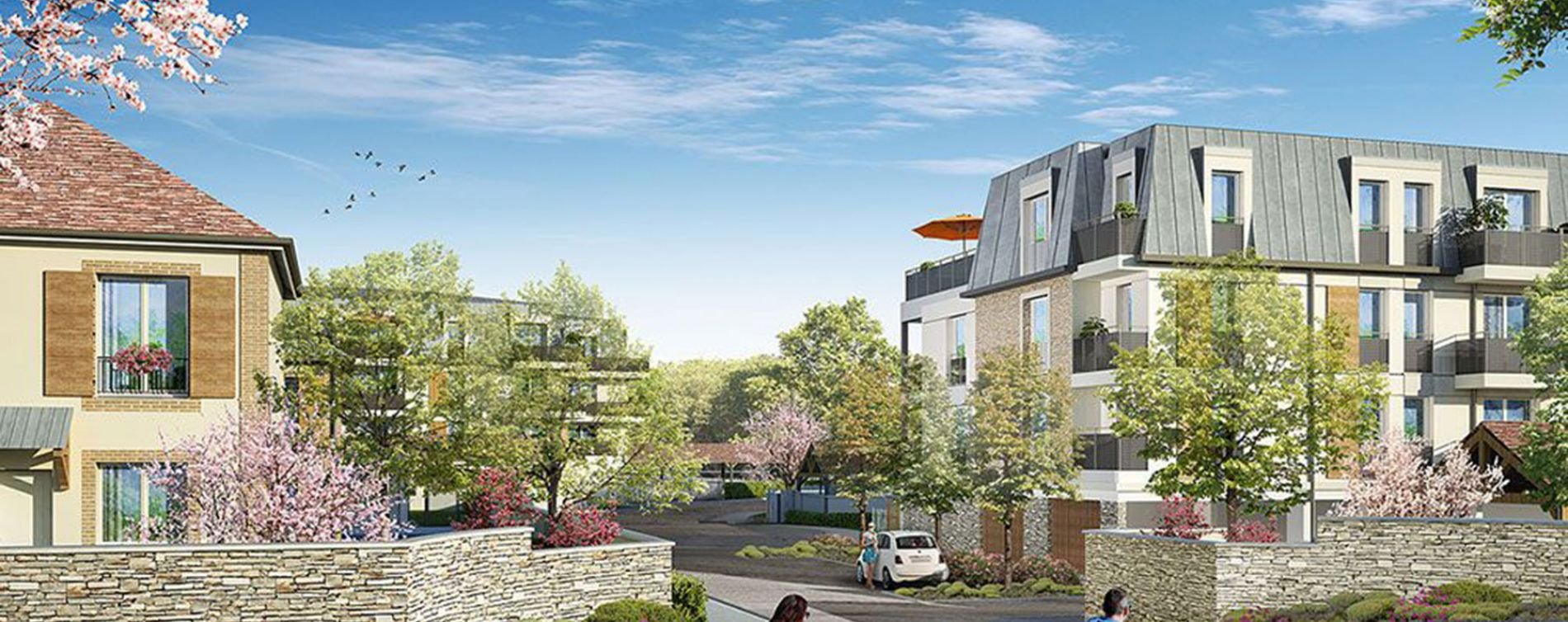 Bornel : programme immobilier neuve « Nouvel'R » en Loi Pinel (2)