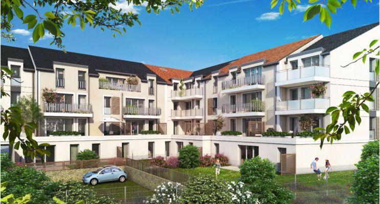 Bornel : programme immobilier neuf « Nouvel'R » en Loi Pinel