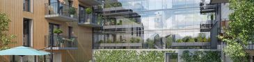 Résidence Greenhouse à Chantilly