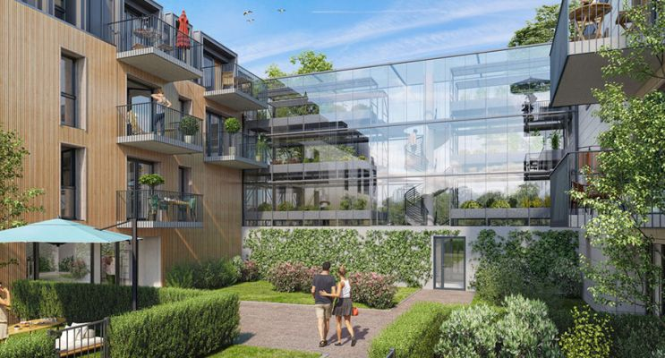 Photo du Résidence « Greenhouse » programme immobilier neuf en Loi Pinel à Chantilly