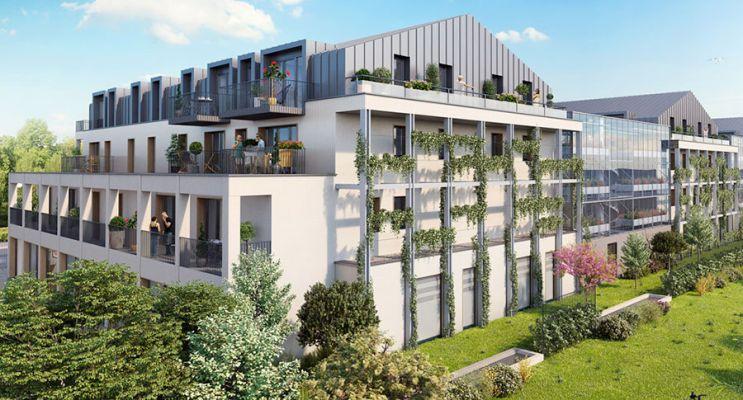 Photo n°2 du Résidence « Greenhouse » programme immobilier neuf en Loi Pinel à Chantilly