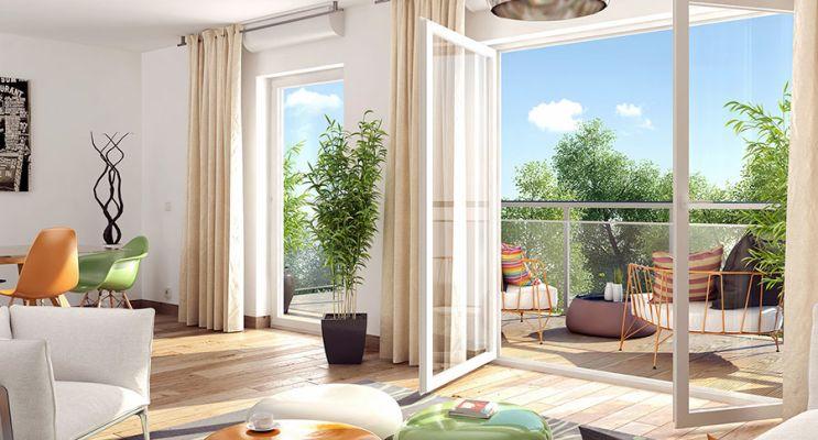Photo n°3 du Résidence « Greenhouse » programme immobilier neuf en Loi Pinel à Chantilly