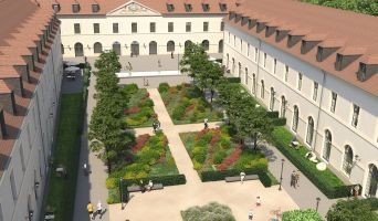 Photo n°2 du Résidence « Cour Des Cavaliers » programme immobilier à rénover en Monument Historique à Compiègne