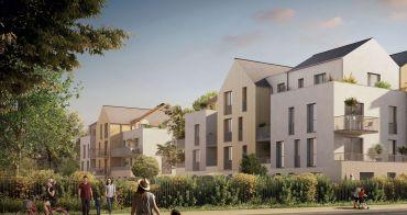 Compiègne programme immobilier neuf « La Canopée »