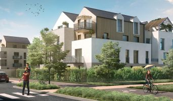 Photo n°2 du Résidence « La Canopée » programme immobilier neuf en Loi Pinel à Compiègne