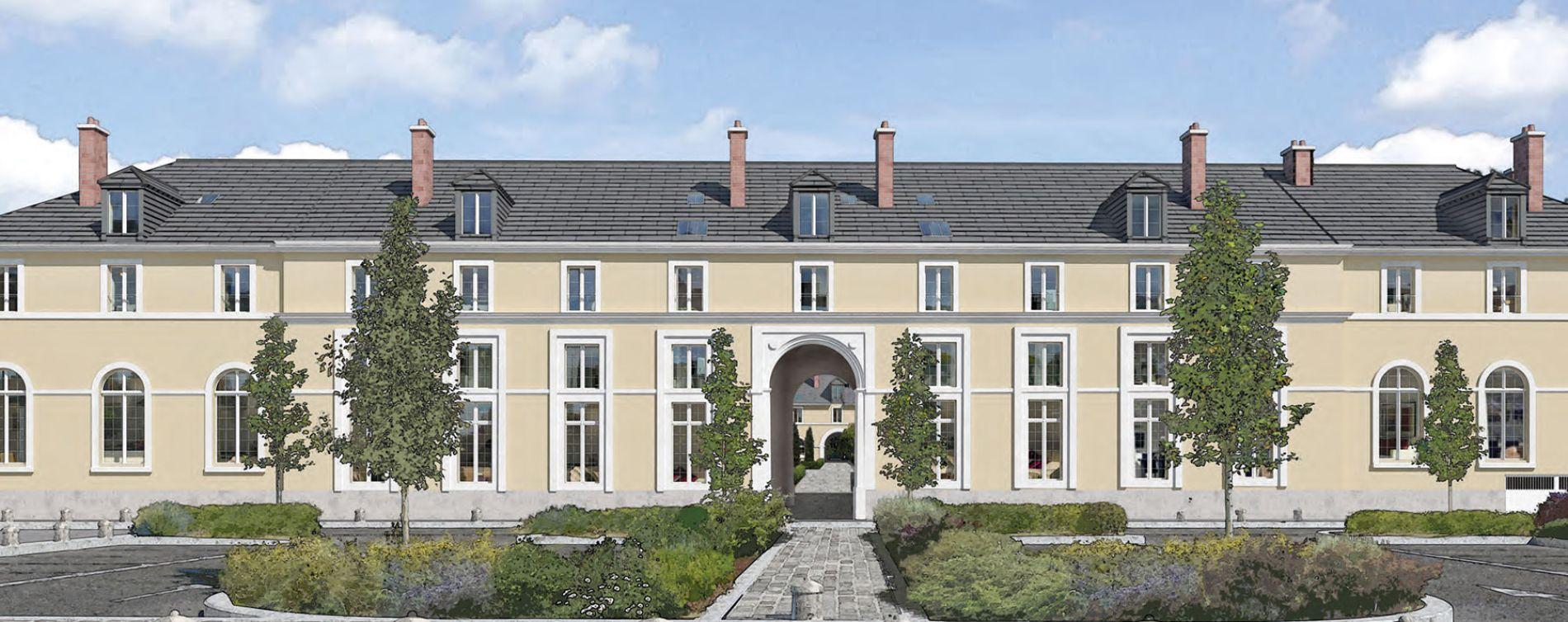 Résidence Passage Royal à Compiègne