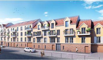 Résidence « Isara » programme immobilier neuf en Loi Pinel à Creil n°2