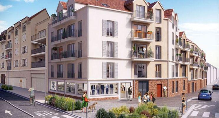 Photo du Résidence « Isara » programme immobilier neuf en Loi Pinel à Creil