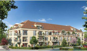Lamorlaye programme immobilier neuf « Numéro 83 » en Loi Pinel