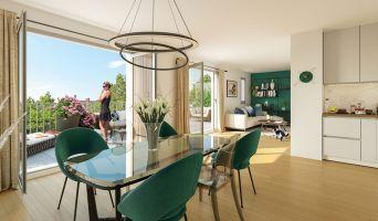 Lamorlaye programme immobilier neuve « Numéro 83 » en Loi Pinel  (2)