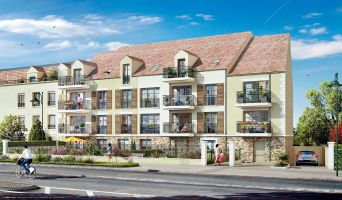 Lamorlaye : programme immobilier neuf « Villarmonie » en Loi Pinel