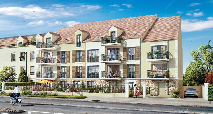 Photo du Résidence « Villarmonie » programme immobilier neuf en Loi Pinel à Lamorlaye