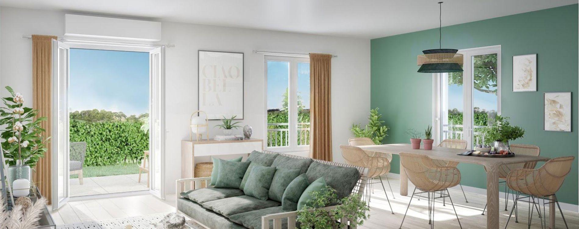 Le Mesnil-en-Thelle : programme immobilier neuve « En Aparté » en Loi Pinel (2)