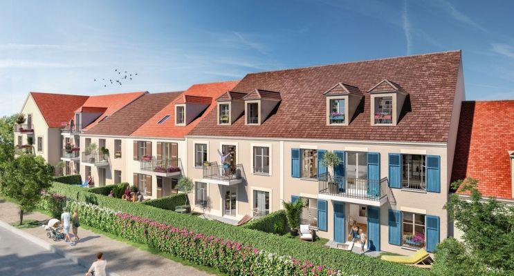 Le Mesnil-en-Thelle programme immobilier neuf « En Aparté » en Loi Pinel
