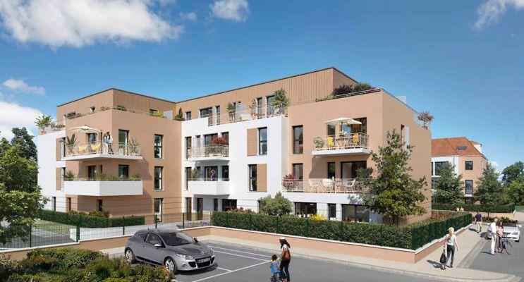 Photo du Résidence « L'Orée » programme immobilier neuf en Loi Pinel à Le Plessis-Belleville