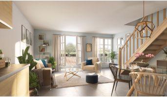 Margny-lès-Compiègne programme immobilier neuve « Éloquence » en Loi Pinel  (2)