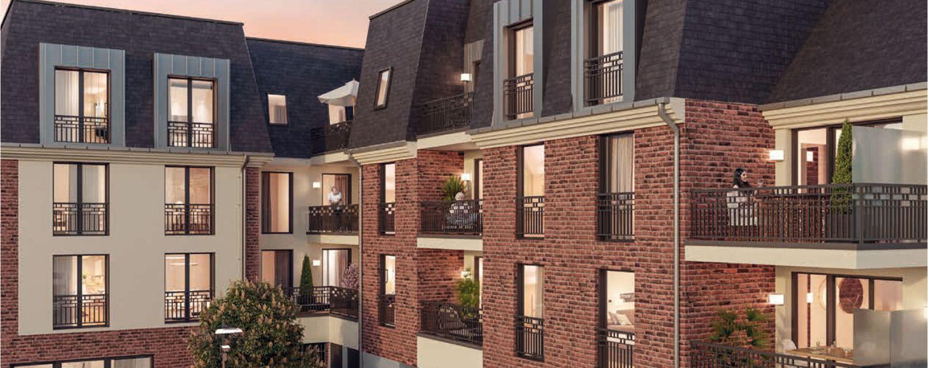 Margny-lès-Compiègne : programme immobilier neuve « Les 2 Rives » en Loi Pinel (2)