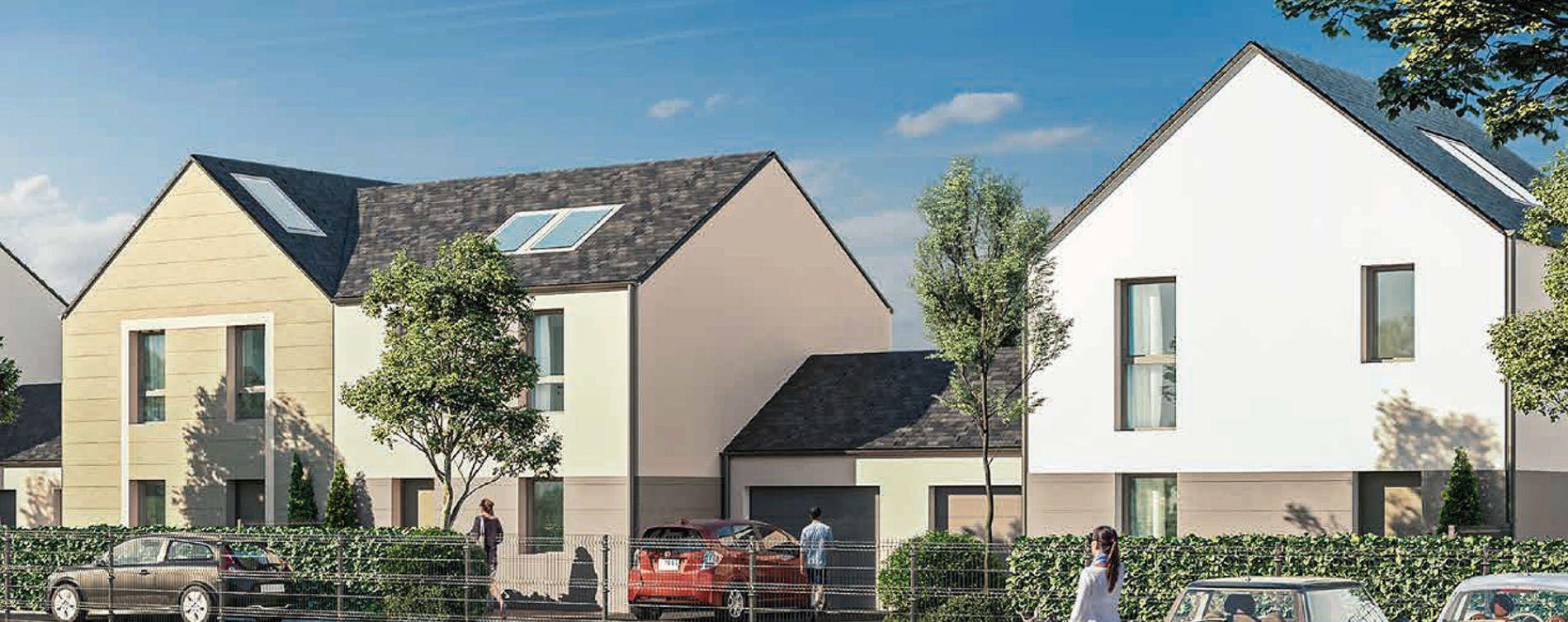 Mouy : programme immobilier neuve « Les Pavillons de Thelle »