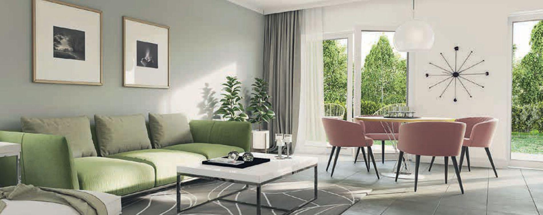 Mouy : programme immobilier neuve « Les Pavillons de Thelle » (2)