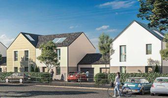 Photo du Résidence « Les Pavillons de Thelle » programme immobilier neuf en Loi Pinel à Mouy